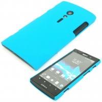 Кейс чехол для Sony Xperia Ion голубой