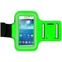 Чехол для бега Media Arm Pocket зеленый