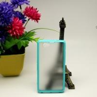 Силиконовый чехол для Sony Xperia Z1 Compact Crystal&Mint