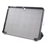 Кожаный чехол-книжка для Samsung Galaxy Tab 4 10.1 DREAM черный