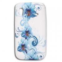 Силиконовый чехол для Samsung Galaxy Ace с орнаментом