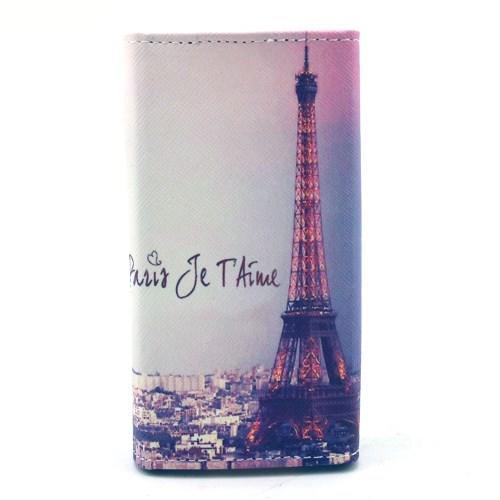 Чехол-футляр для смартфона с рисунком Paris
