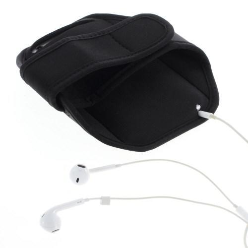 Чехол для бега Media Arm Pocket черный Big
