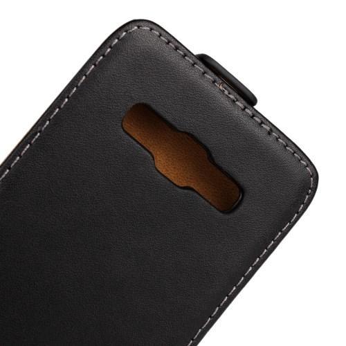 Down Flip чехол для Samsung Galaxy A3 черный