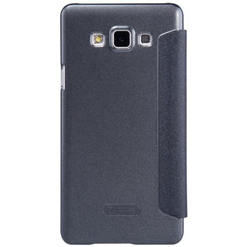 Чехол книжка Nillkin для Samsung Galaxy A7, Galaxy A7 Duos с функцией активное окно