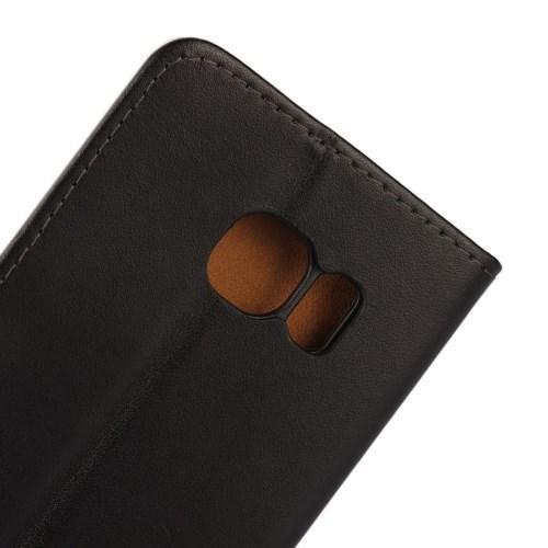 Чехол книжка для Samsung Galaxy S6 edge черный Flexishield