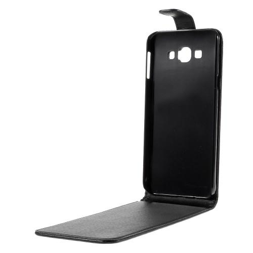 Down Flip чехол для Samsung Galaxy A8 черный