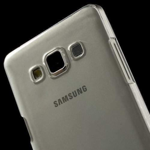 Кейс чехол для Samsung Galaxy A5 прозрачный