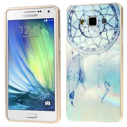 Металлический чехол для Samsung Galaxy A5 с орнаментом Dreamcatcher