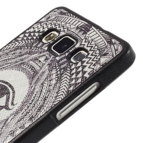 Силиконовый чехол для Samsung Galaxy A5 с орнаментом Всевидящее Око