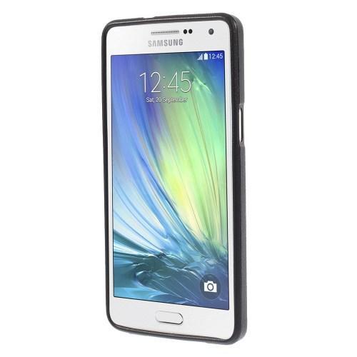 Силиконовый чехол для Samsung Galaxy A5 с орнаментом Хаки