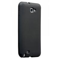 Кейс чехол для Samsung Galaxy Note 2 черный
