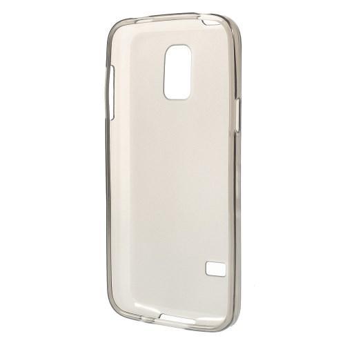 Силиконовый чехол ToughGuard для Samsung Galaxy S5 mini чёрный