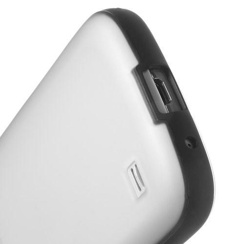 Силиконовый чехол для Samsung Galaxy S4 mini Crystal and Black