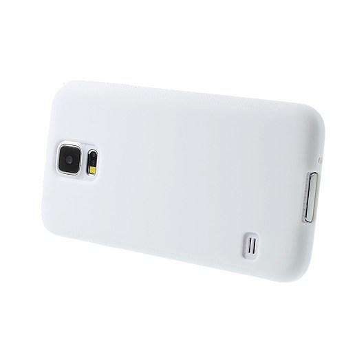 Силиконовый чехол для Samsung Galaxy S5 белый Flexishield