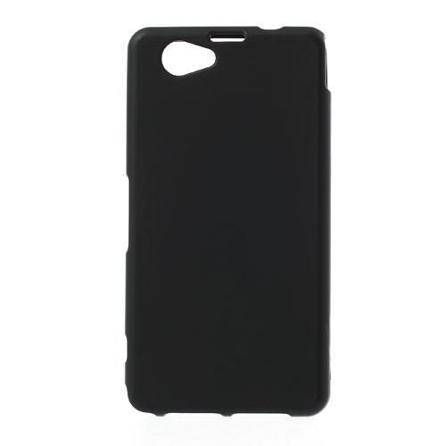 Силиконовый чехол для Sony Xperia Z1 Compact черный матовый