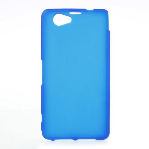 Силиконовый чехол для Sony Xperia Z1 Compact синий