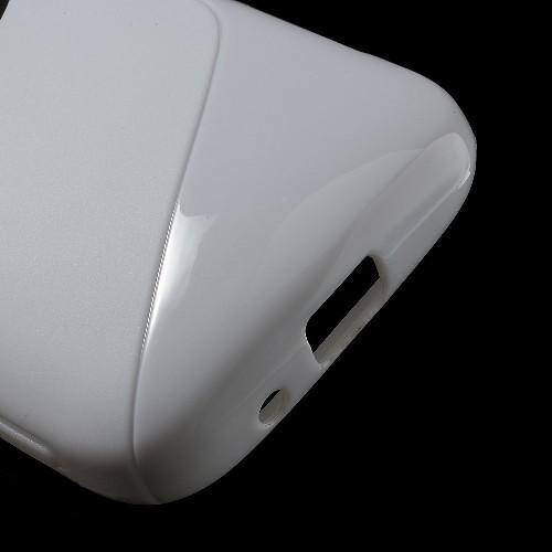 Силиконовый чехол для Samsung Galaxy K Zoom белый
