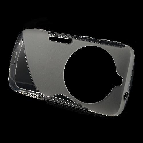 Силиконовый чехол для Samsung Galaxy K Zoom прозрачный