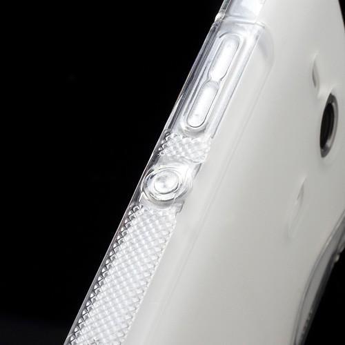 Силиконовый чехол для Sony Xperia SP прозрачный