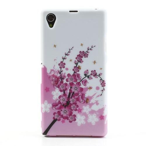 Силиконовый чехол для Sony Xperia Z1 Sakura