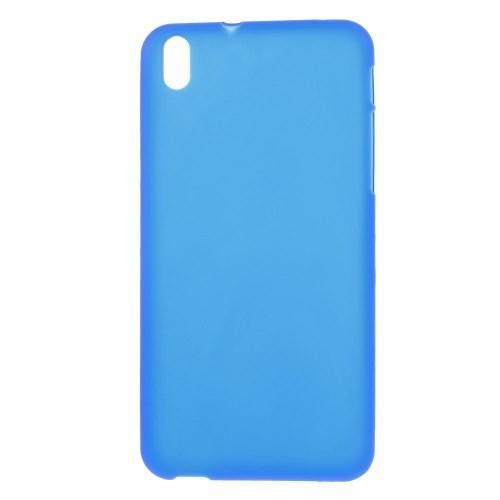 Силиконовый чехол для HTC Desire 816 синий