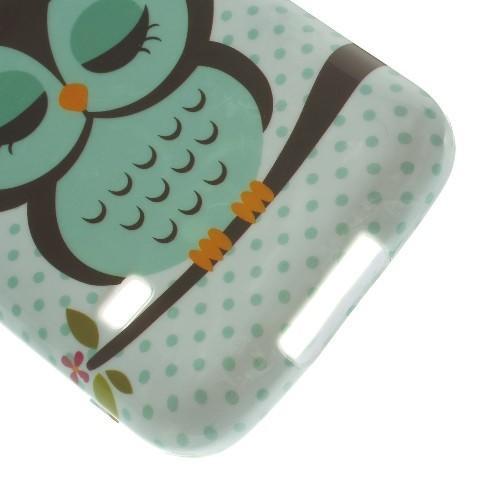 Силиконовый чехол для Samsung Galaxy S5 mini Dream Owl