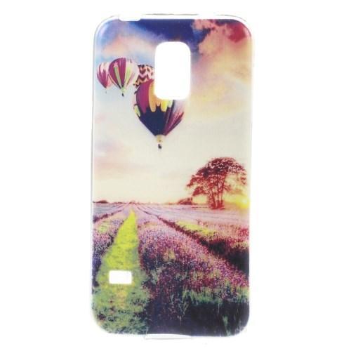 Силиконовый чехол для Samsung Galaxy S5 mini BALLOON