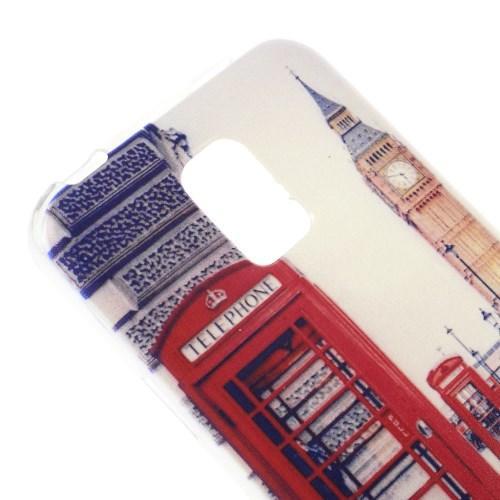 Силиконовый чехол для Samsung Galaxy S5 mini LONDON