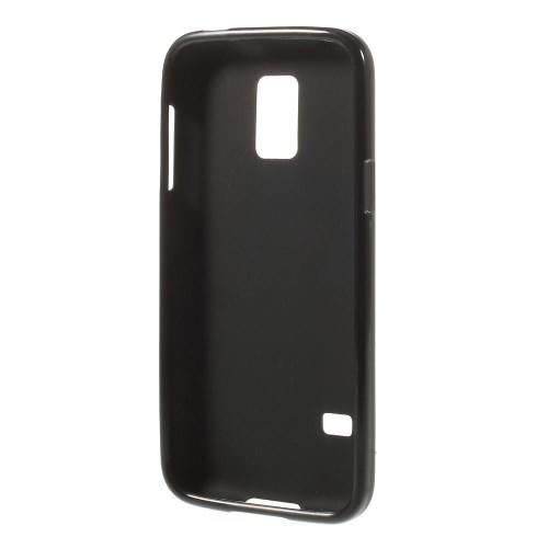 Силиконовый чехол для Samsung Galaxy S5 mini черный