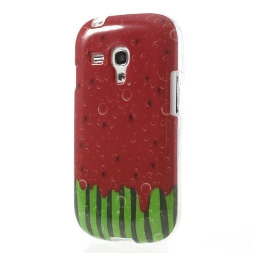 Силиконовый чехол для Samsung Galaxy S3 mini Watermelon