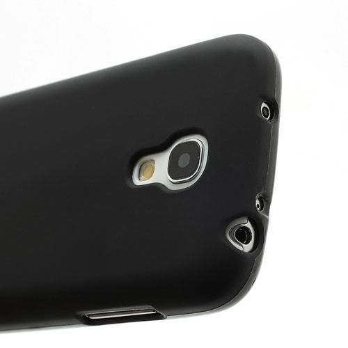 Силиконовый чехол для Samsung Galaxy S4 mini черный