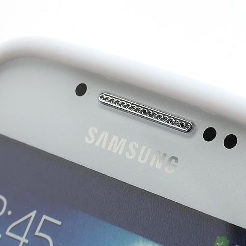 Силиконовый чехол для Samsung Galaxy S4 mini Rose Flowers