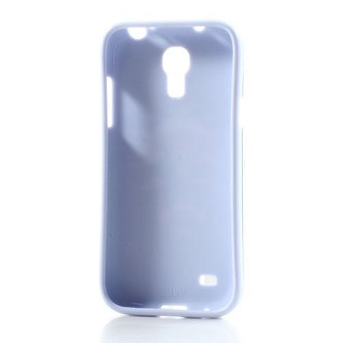 Силиконовый чехол для Samsung Galaxy S4 mini Абстракция в золотом