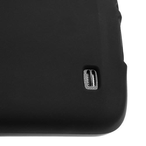 Силиконовый чехол для Samsung Galaxy S4 Active черный