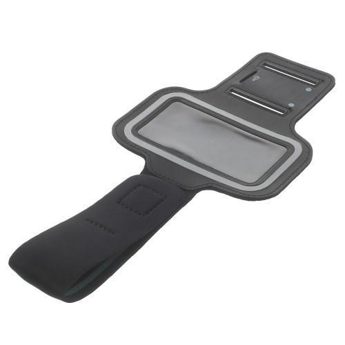 Чехол для бега Media Arm Pocket черный Small
