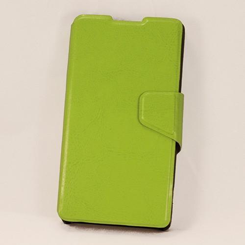 Чехол книжка для Sony Xperia Z1 Compact зеленый