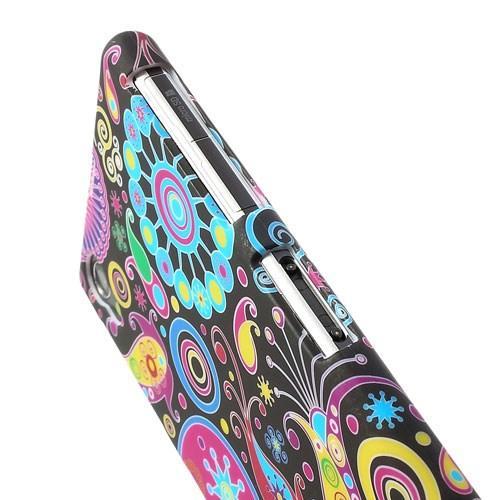 Кейс чехол для Sony Xperia Z1 с орнаментом Пейсли