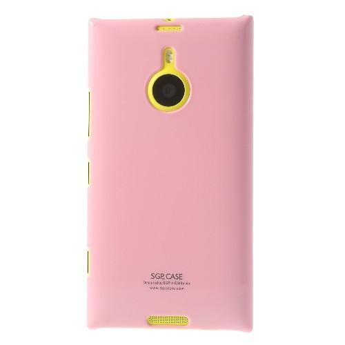 Кейс чехол для Nokia Lumia 1520 розовый