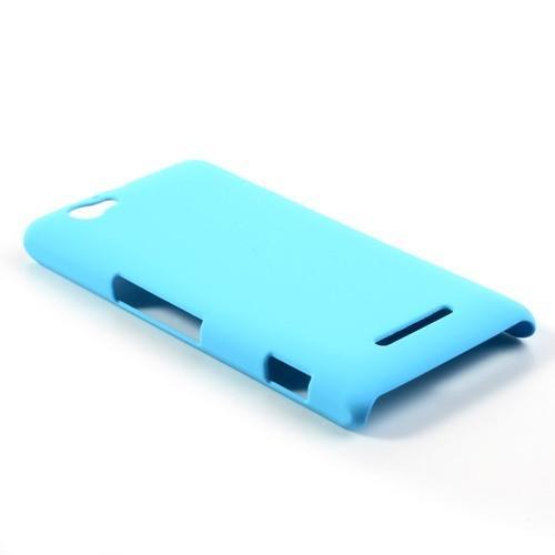 Кейс чехол для Sony Xperia M голубой