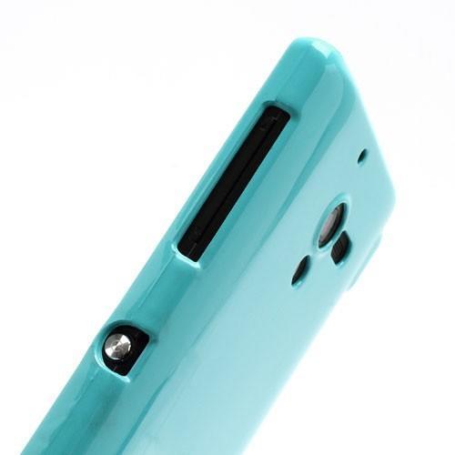 Кейс чехол для Sony Xperia ZL голубой