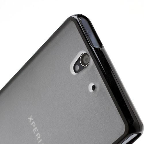 Чехол для Sony Xperia Z черный