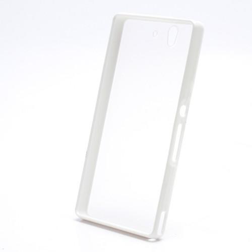 Чехол для Sony Xperia Z белый