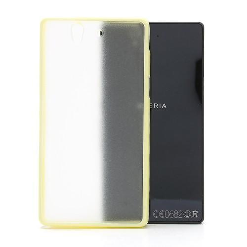 Чехол для Sony Xperia Z Cream