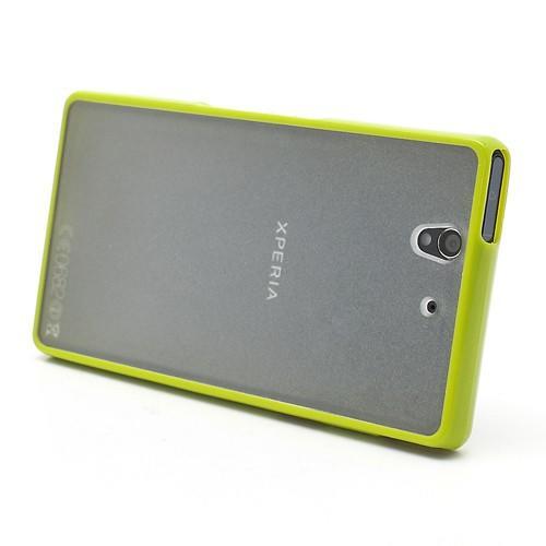 Чехол для Sony Xperia Z зеленый