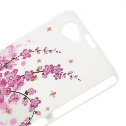 Кейс чехол для Sony Xperia Z1 Compact Sakura