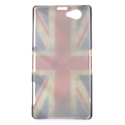 Кейс чехол для Sony Xperia Z1 Compact British Flag