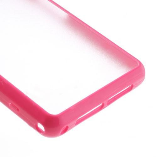 Силиконовый чехол для Sony Xperia Z1 Crystal&Rose