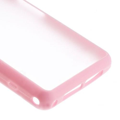 Силиконовый чехол для Sony Xperia Z1 Crystal&Pink