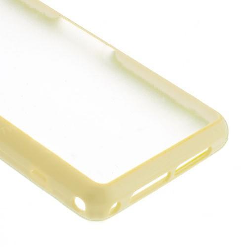 Силиконовый чехол для Sony Xperia Z1 Crystal&Lemon